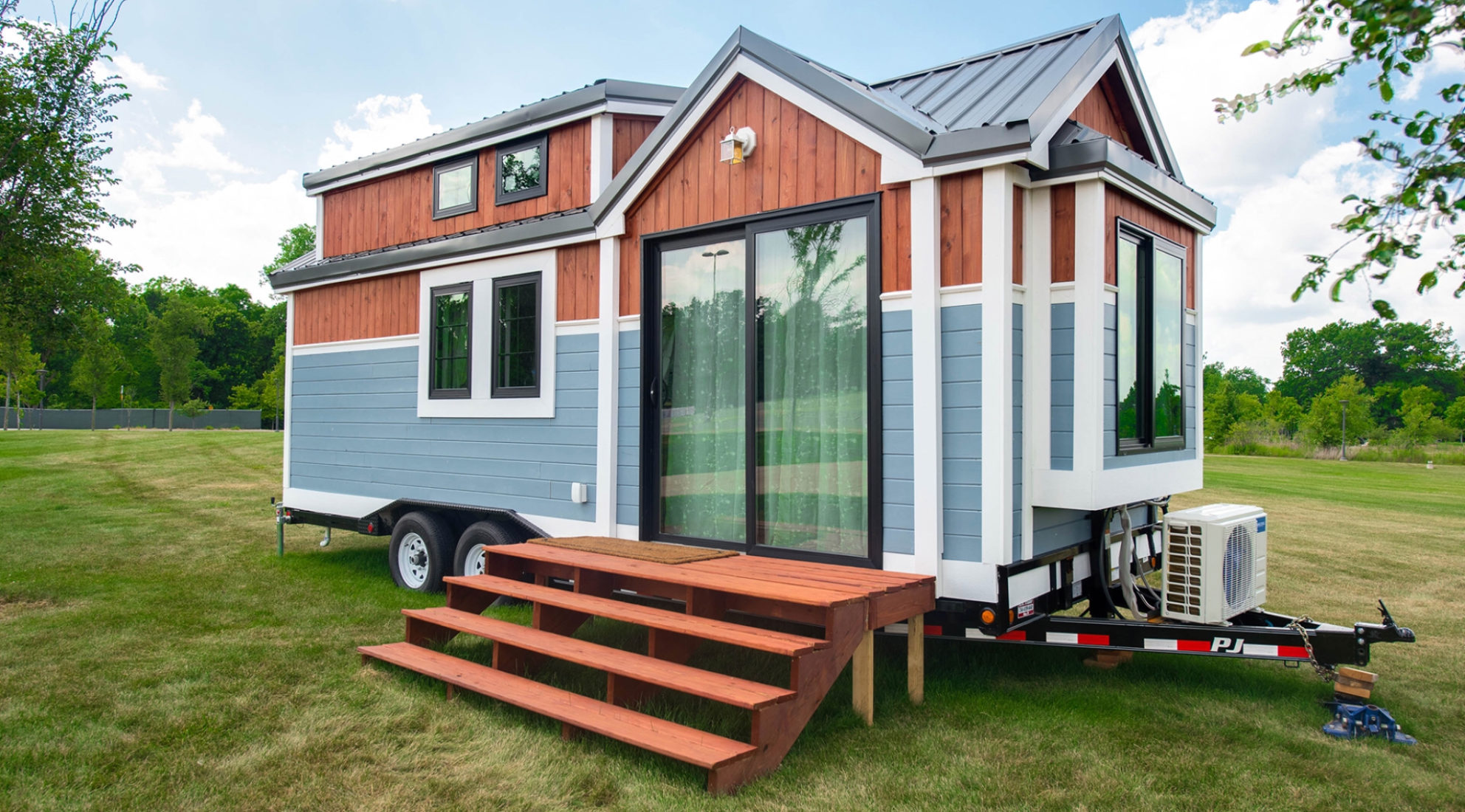 RE/MAX tiny home auction raises $47,000 for children's healthcare