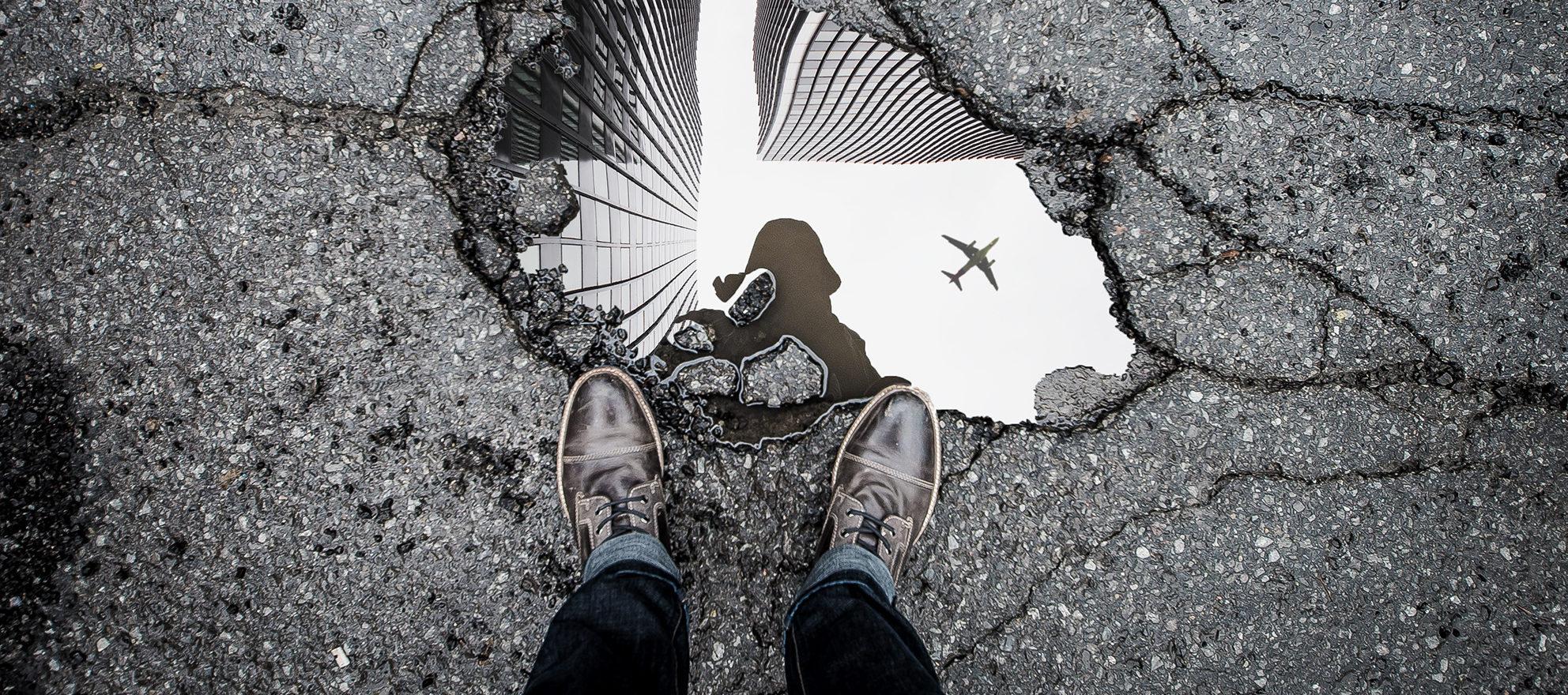 hidden potholes road agent productivity