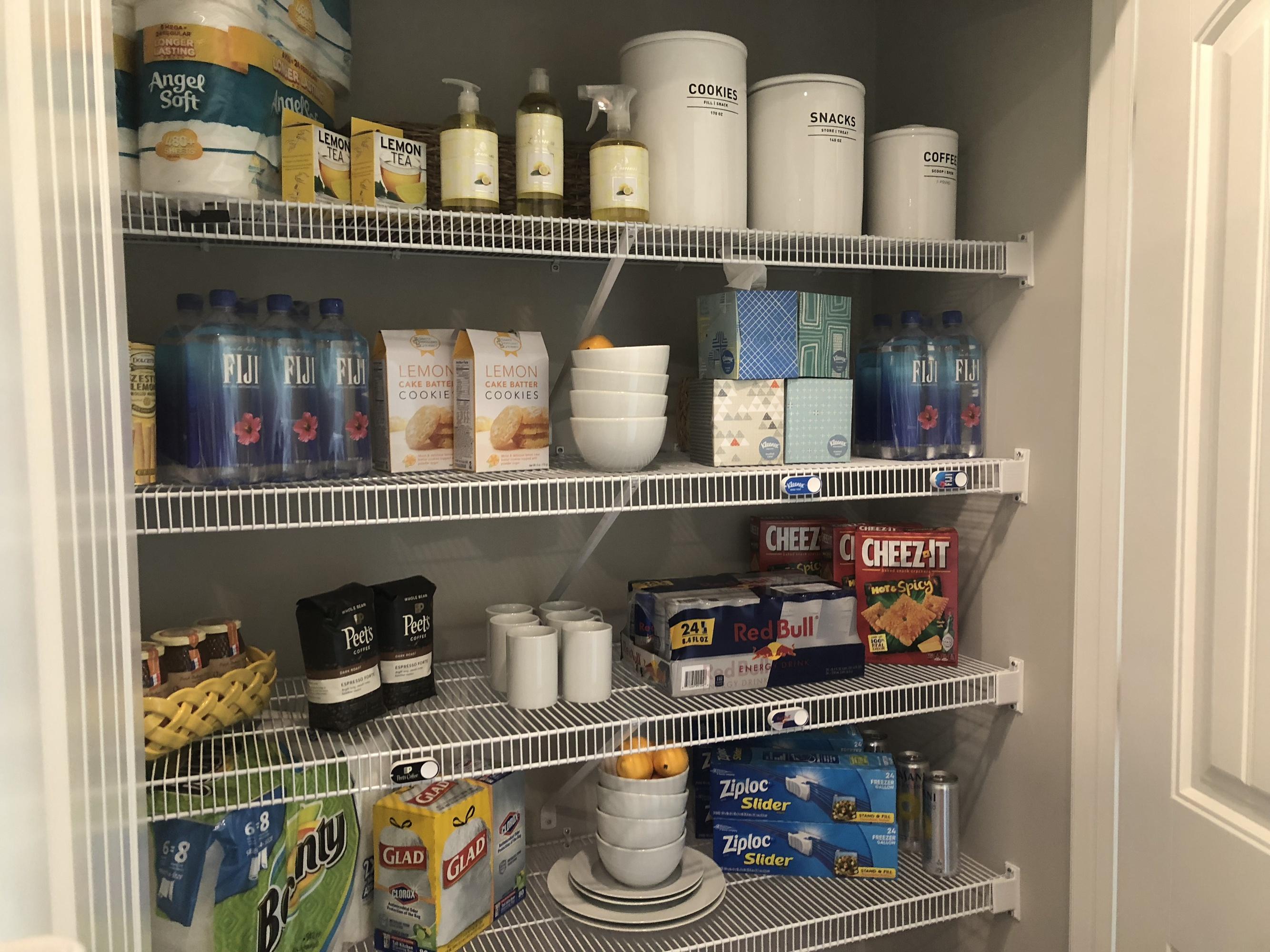 Lennar Amazon kitchen