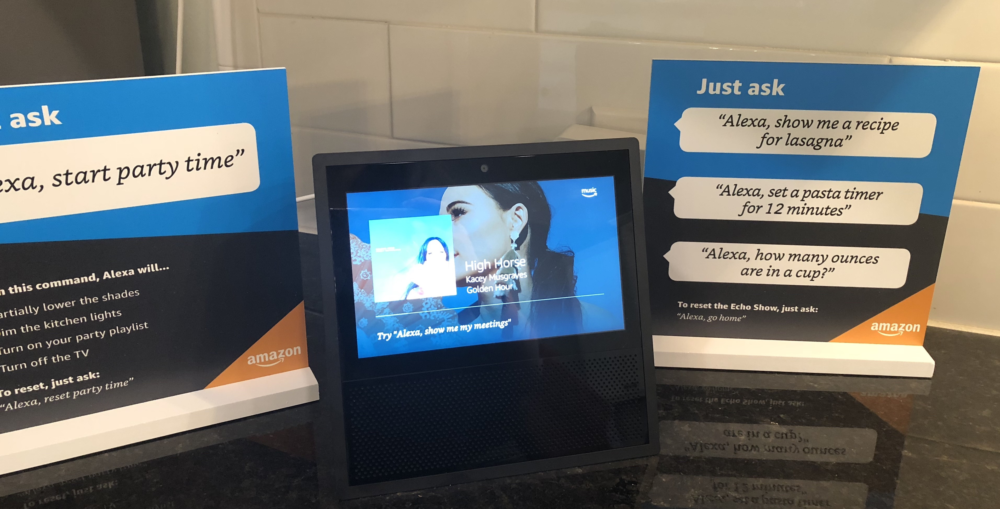 Lennar Amazon Echo Show