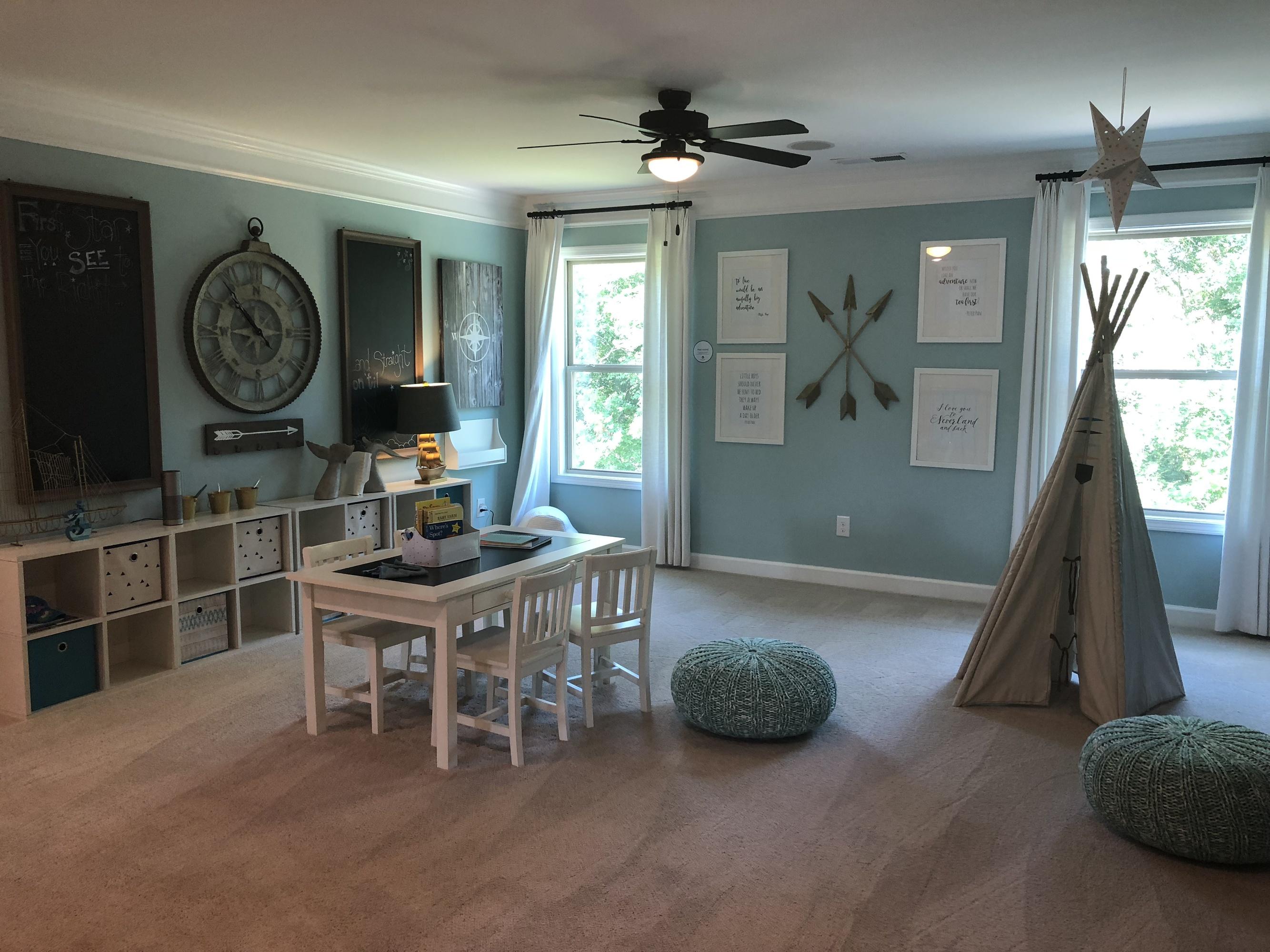 Lennar Amazon children's playroom