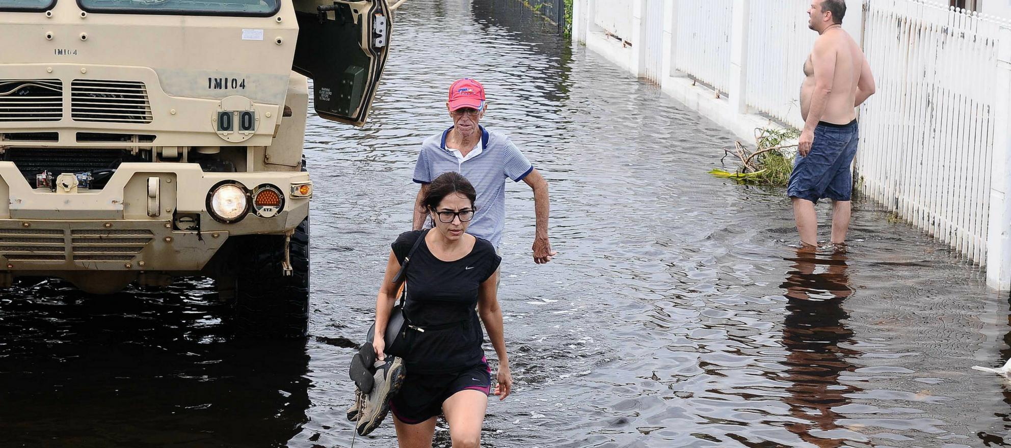 Hurricane Maria, Puerto Rico, FEMA