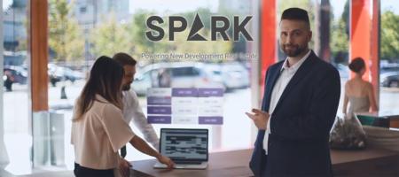 Spark New Development Real Estate Sales Software