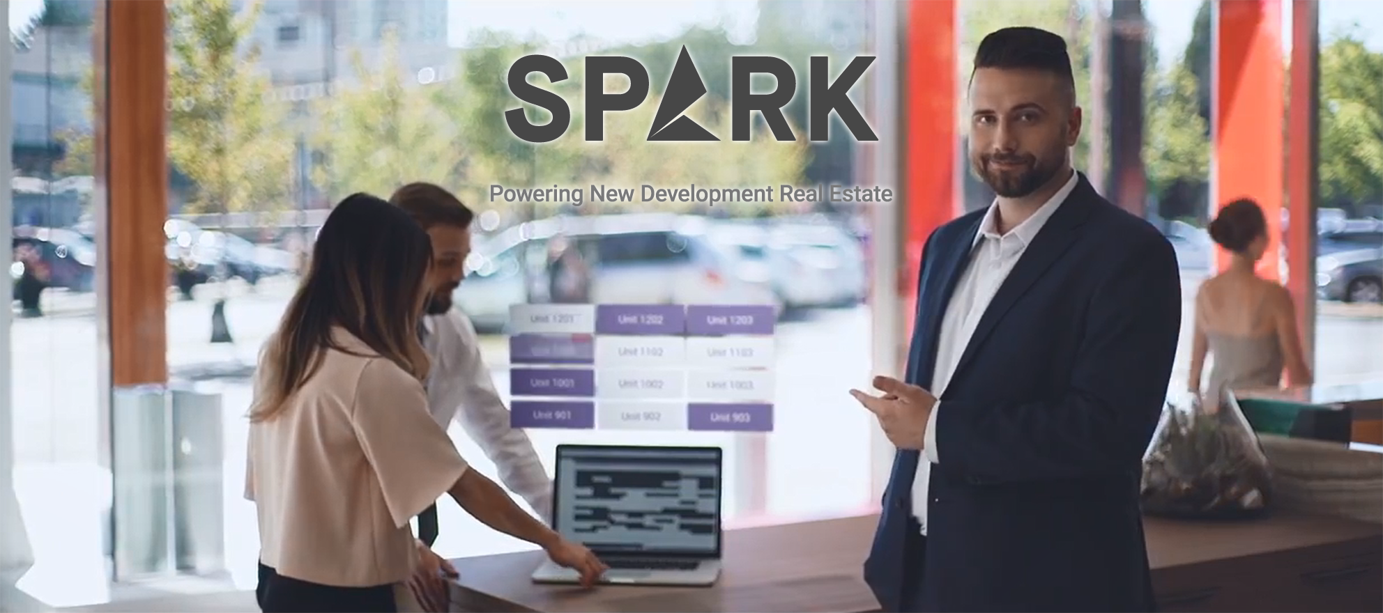 Spark New Development Real Estate Sales Software