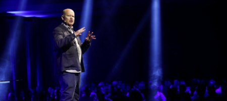 WATCH: Brad Inman talks 'curiosity, courage and conviction' in his ICSF 18 keynote