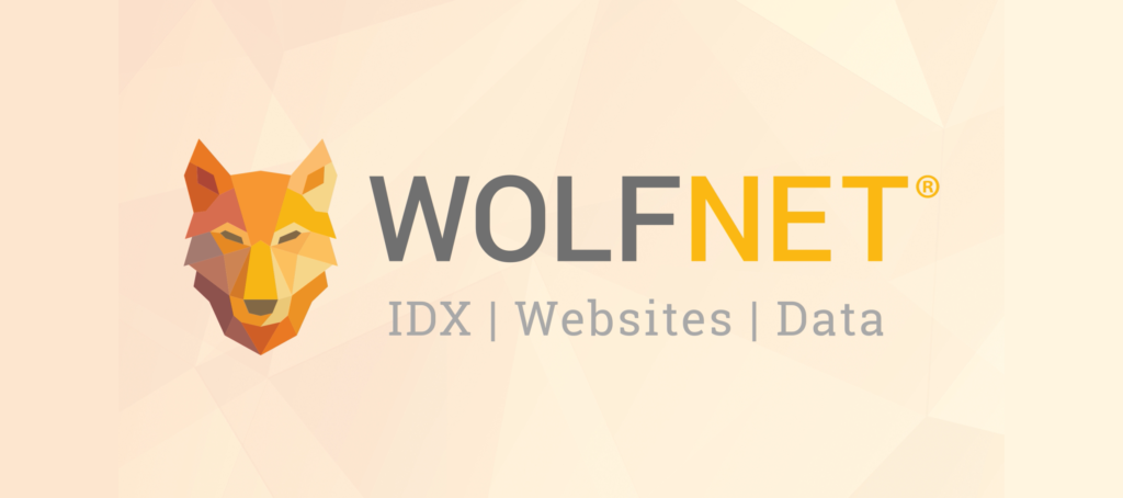 WolfNet Modern IDX Property Search Lead Generation