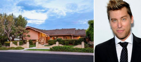 Lance Bass claims Douglas Elliman used him to drive up cost of Brady Bunch house