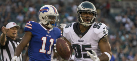 Super Bowl champ Mychal Kendricks charged with insider trading over Move acquisition tip