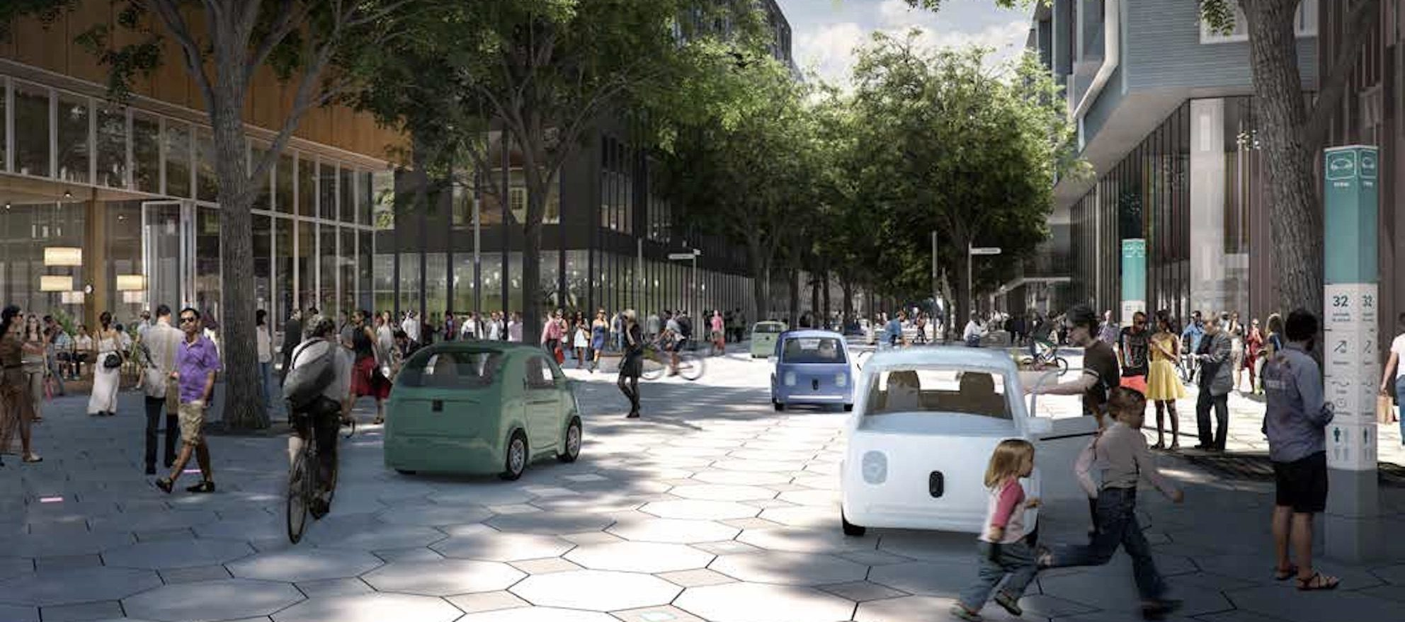 Would you live in the new smart city from Google's parent company?
