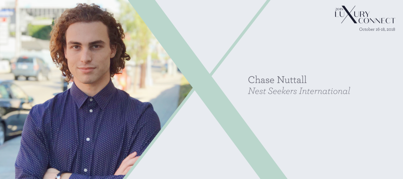 Chase Nuttall luxury connect