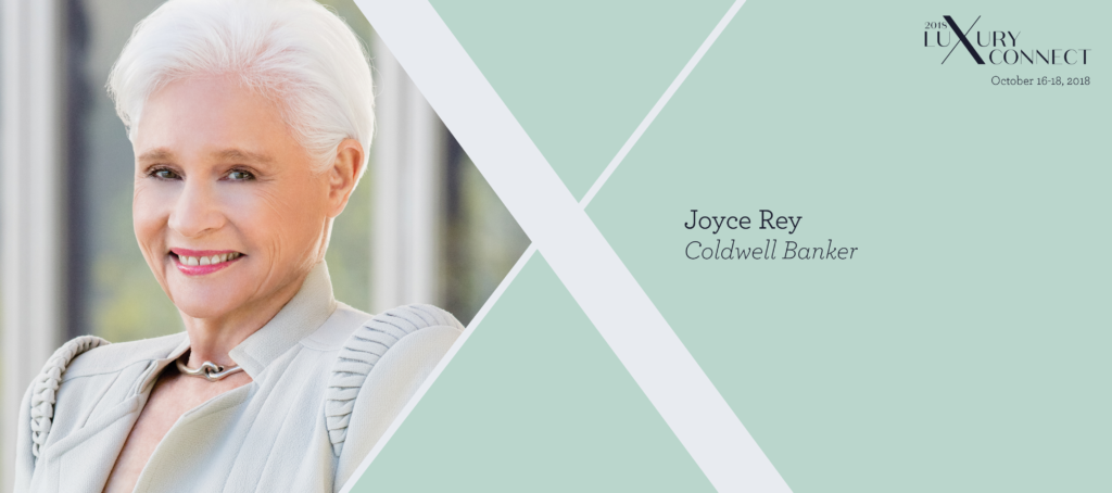 joyce rey luxury connect
