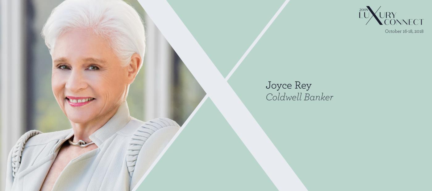joyce rey luxury connect