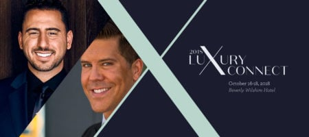 Luxury Connect Speakers: Josh Altman and Fredrik Eklund on becoming household names