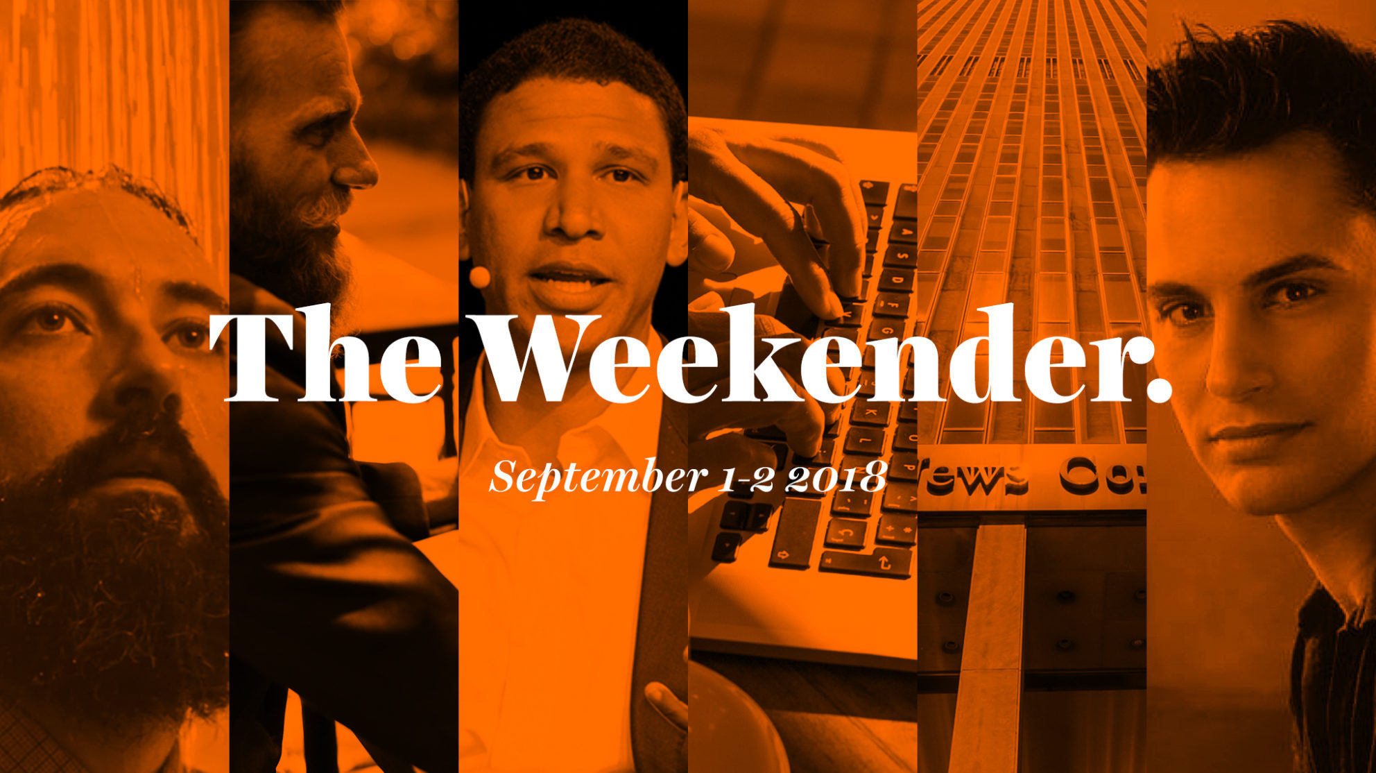 The Inman Weekender, September 1-2, 2018