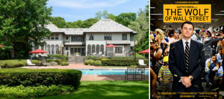 Real-life 'Wolf of Wall Street' mansion hits the market again