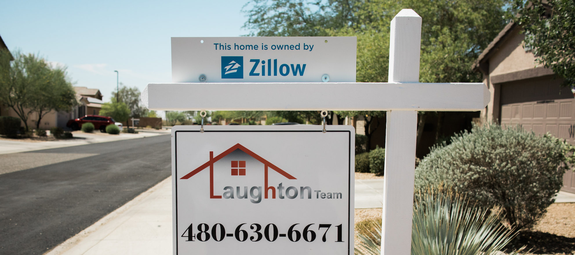 Zillow's homebuying experiment is making money, but there's a catch