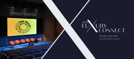 Luxury Connect: Exclusive Attendee Activity for Digital Marketing at the Paley Center