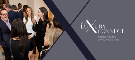 How do you build a luxury real estate network? By attending Luxury Connect