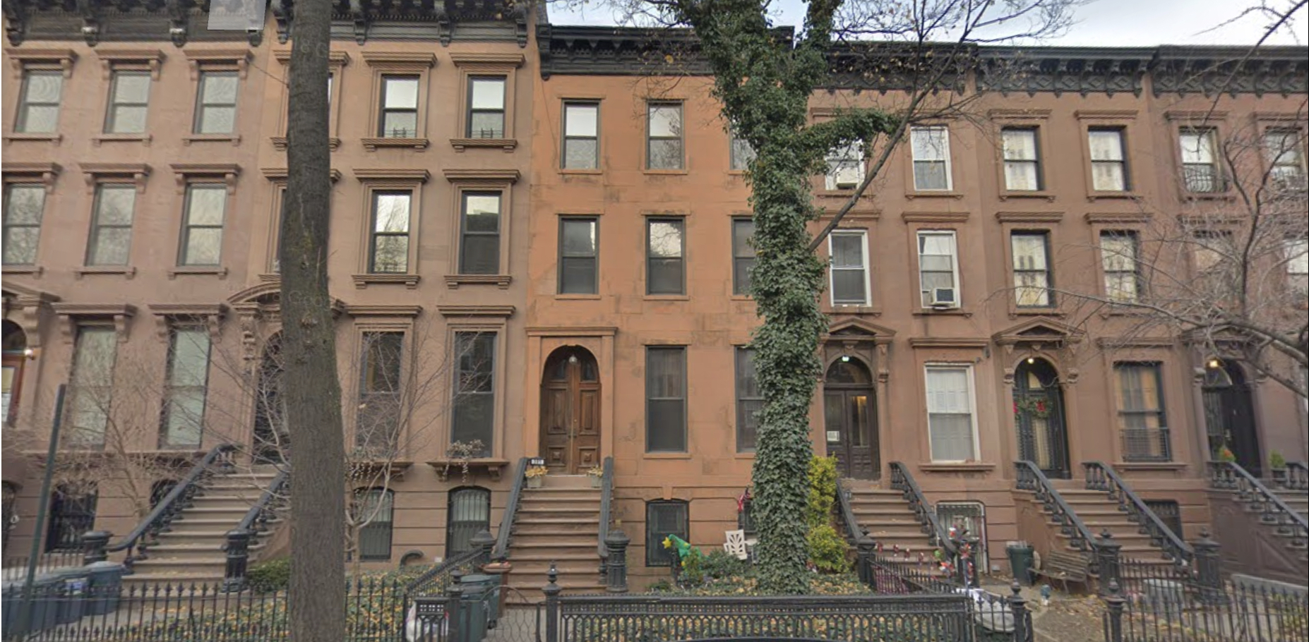 377 Union St. Brooklyn on Google Street View