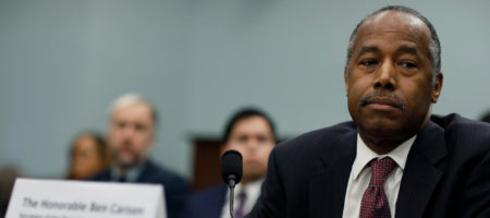 Third of top HUD appointees have no housing policy experience