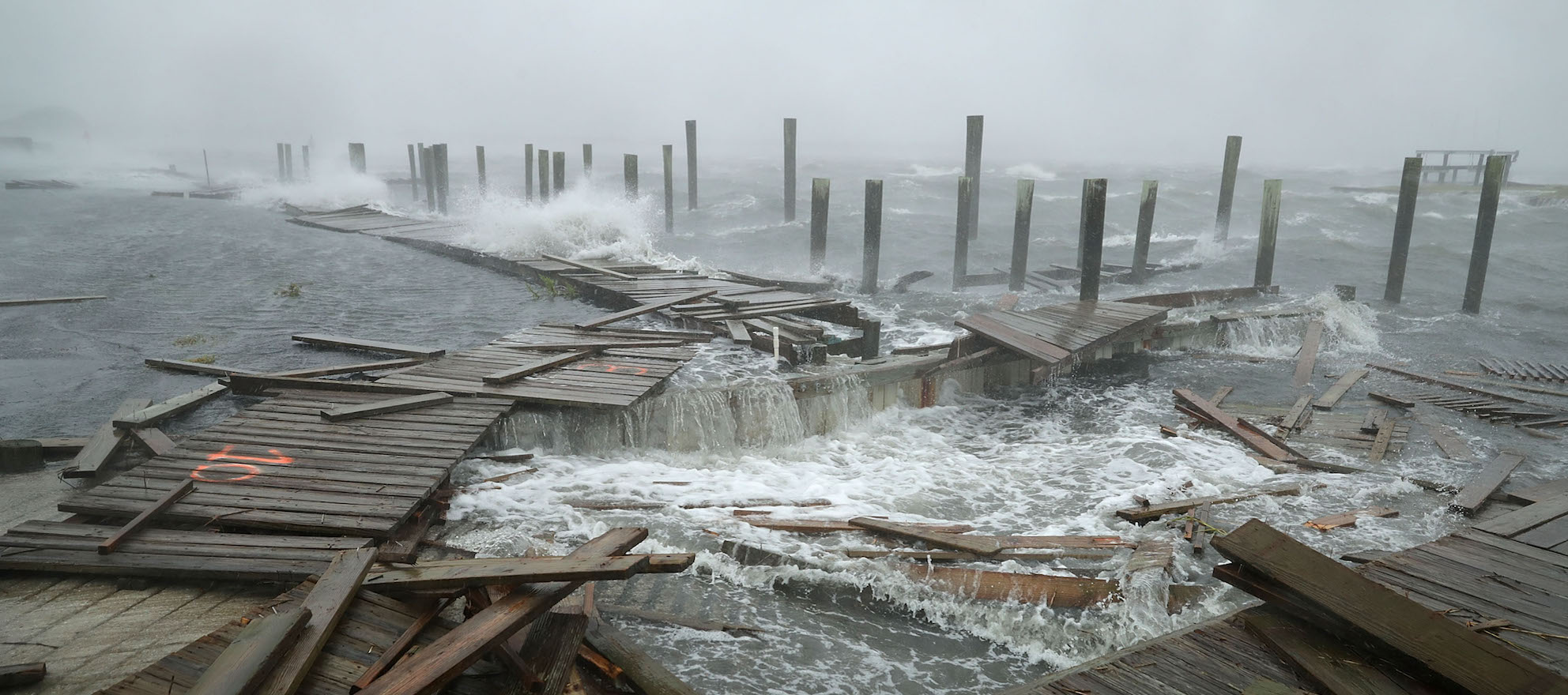 Hurricane Florence is aimed at $1T worth of real estate