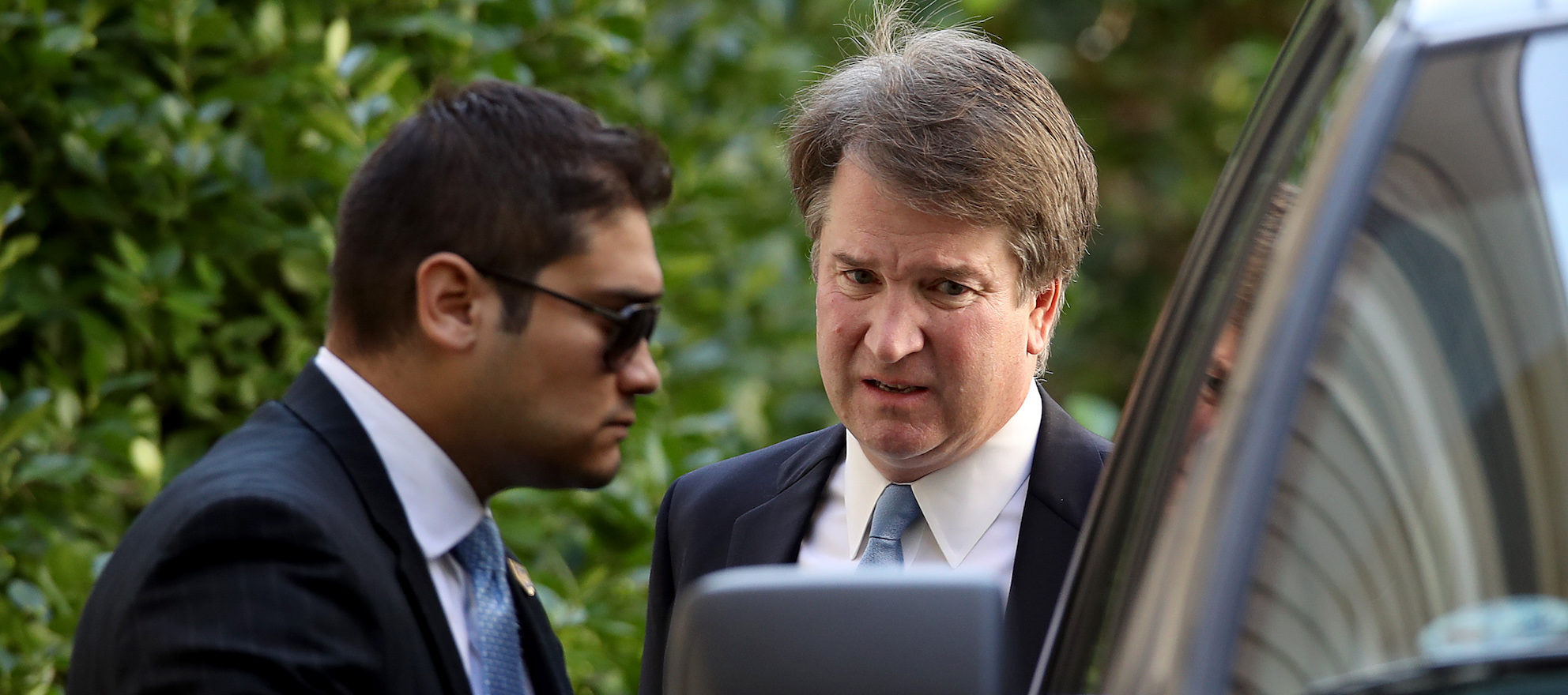 Zillow dragged into the spotlight after lawyer tries to use it to prove Brett Kavanaugh's innocence