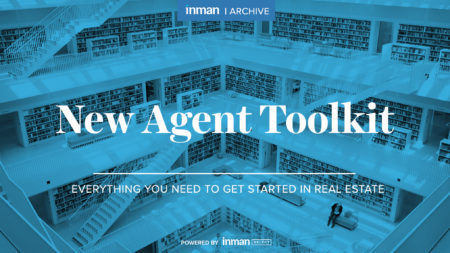 The Inman New Agent Toolkit