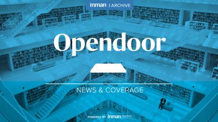 Inman Archive: Opendoor