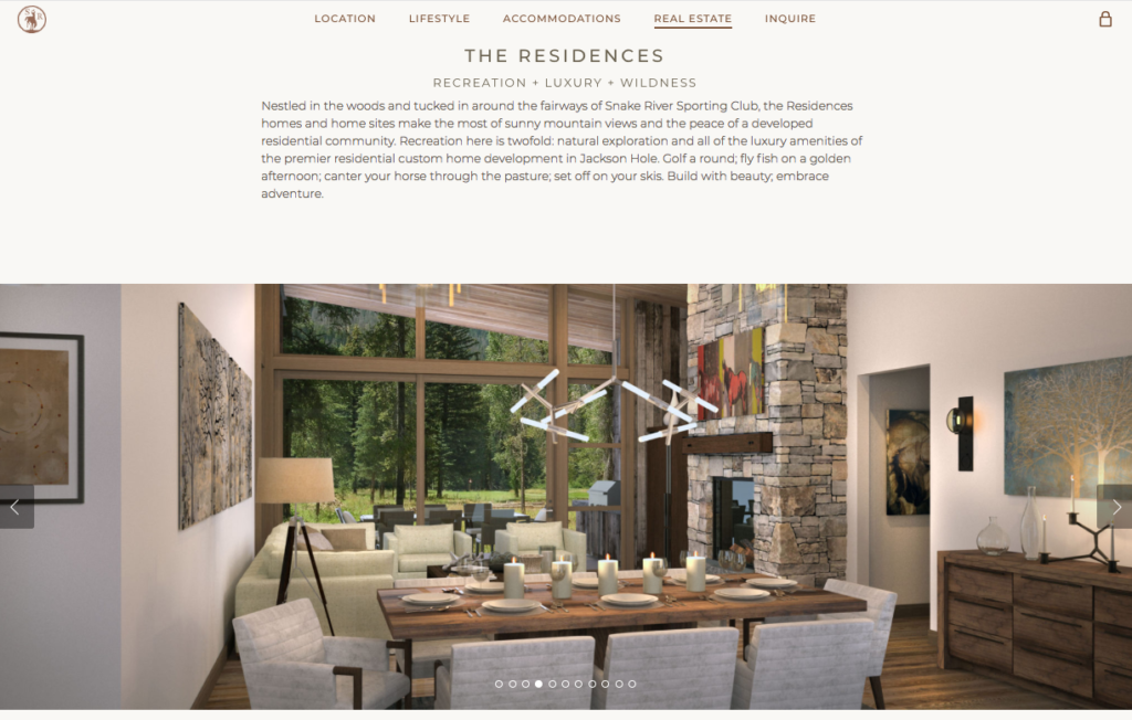 PNC Real Estate Newsfeed » 8 gorgeous property websites that