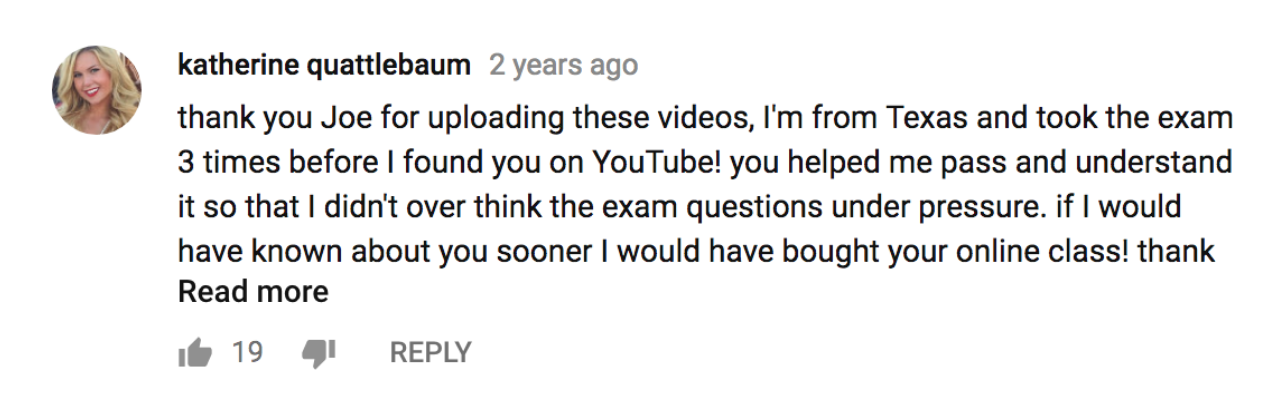 Cramming For Your Real Estate Exam? Try Use YouTube Videos