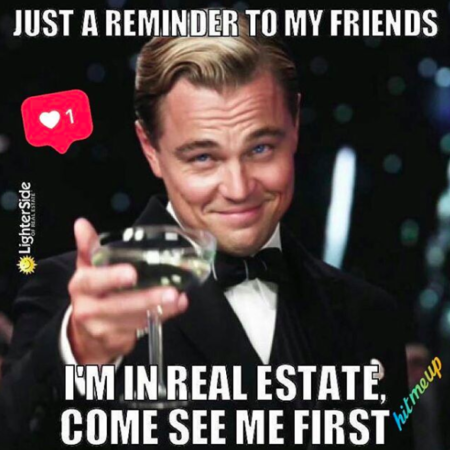 The 20 Best Real Estate Memes Of 2018