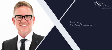 Tom Ferry to Headline Luxury Connect in October