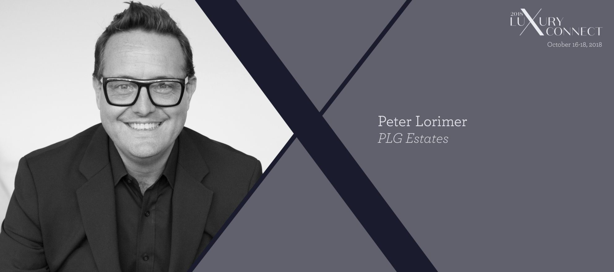 luxury connect peter lorimer