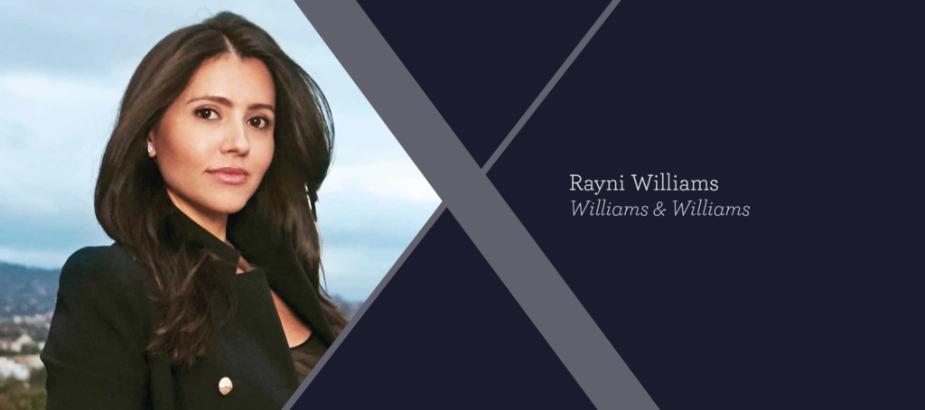 luxury connect rayni williams