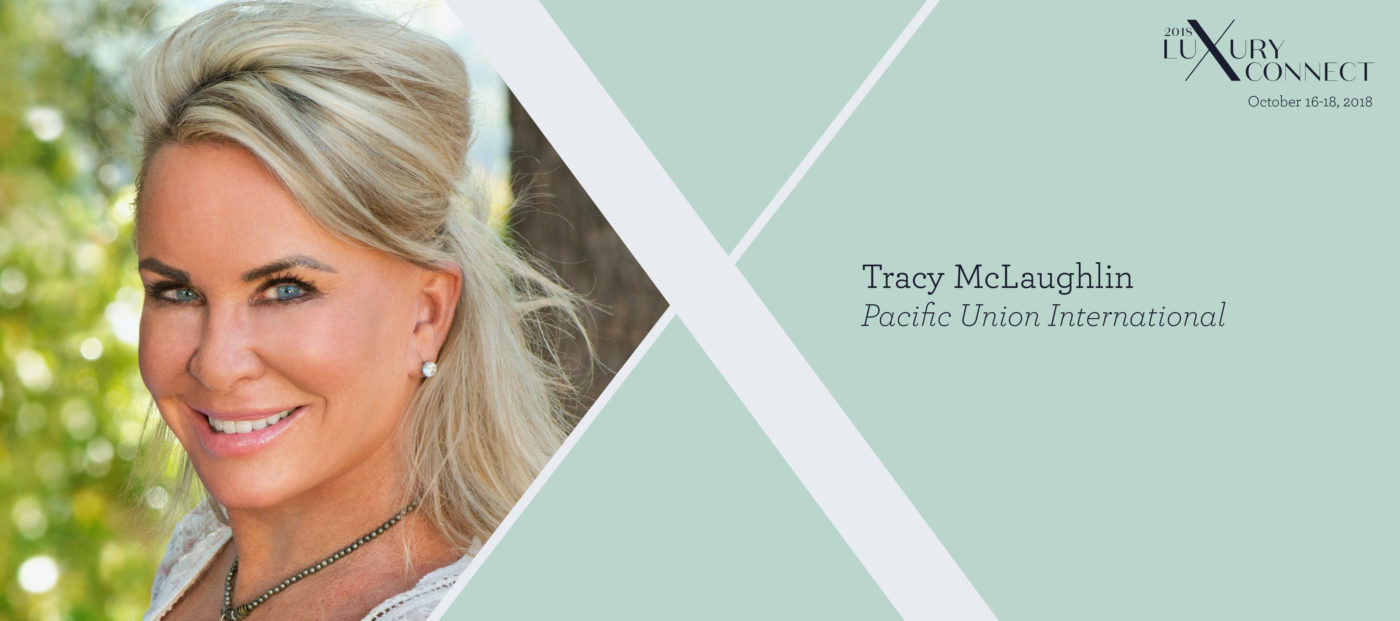 Luxury Connect: Tracy McLaughlin on how to differentiate yourself
