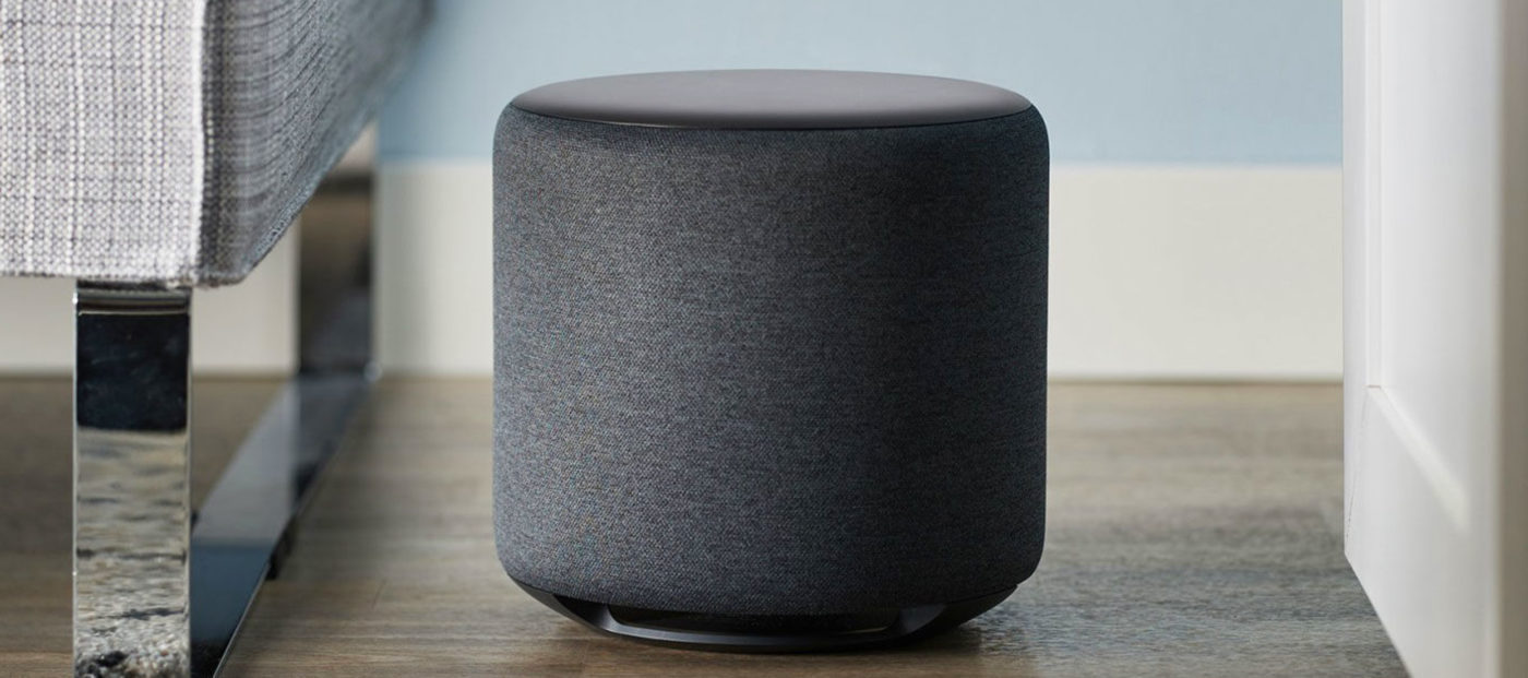 Amazon unveils new Echo devices, Alexa microwave