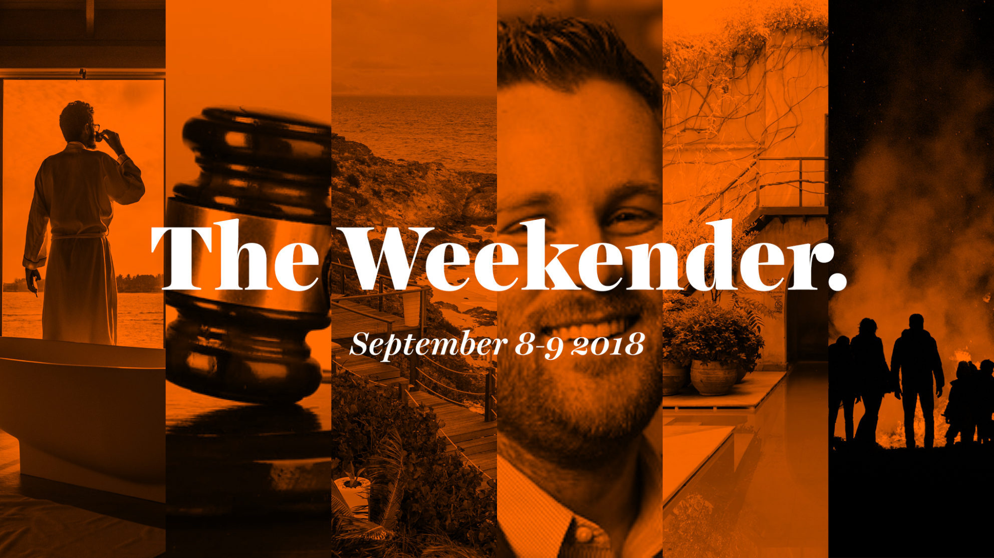 The Inman Weekender, September 8-9, 2018