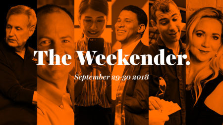 The Inman Weekender, September 29-30, 2018