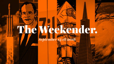 The Inman Weekender, September 15-16, 2018