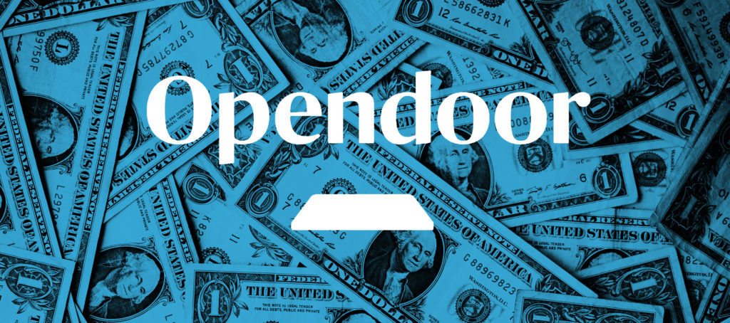 Opendoor raises $400M in funding from SoftBank