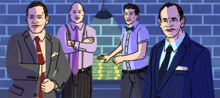 Real estate's new disruptors: The 'PayPal Mafia'