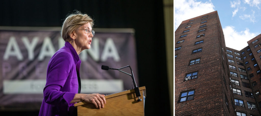 Can Elizabeth Warren's $500B plan really end the housing crisis?