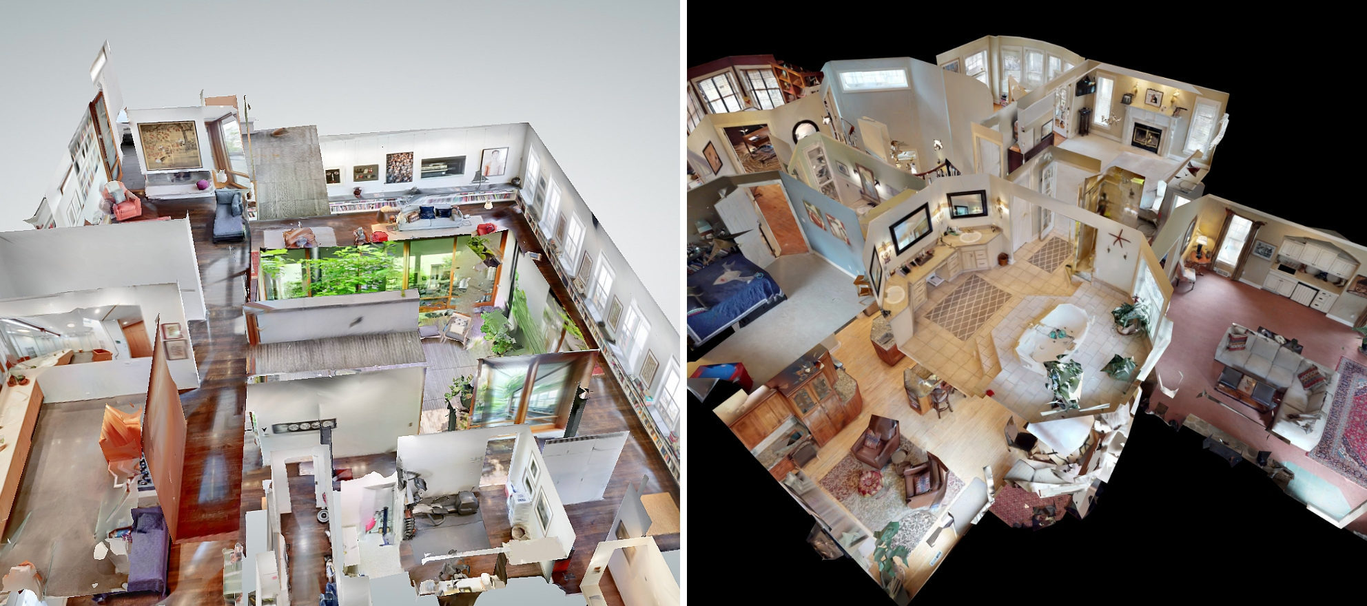 3D imaging companies say Zillow's app is not true 3D