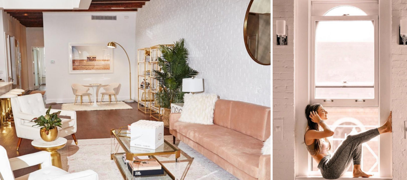 A built-for-Instagram apartment rents for $15,000