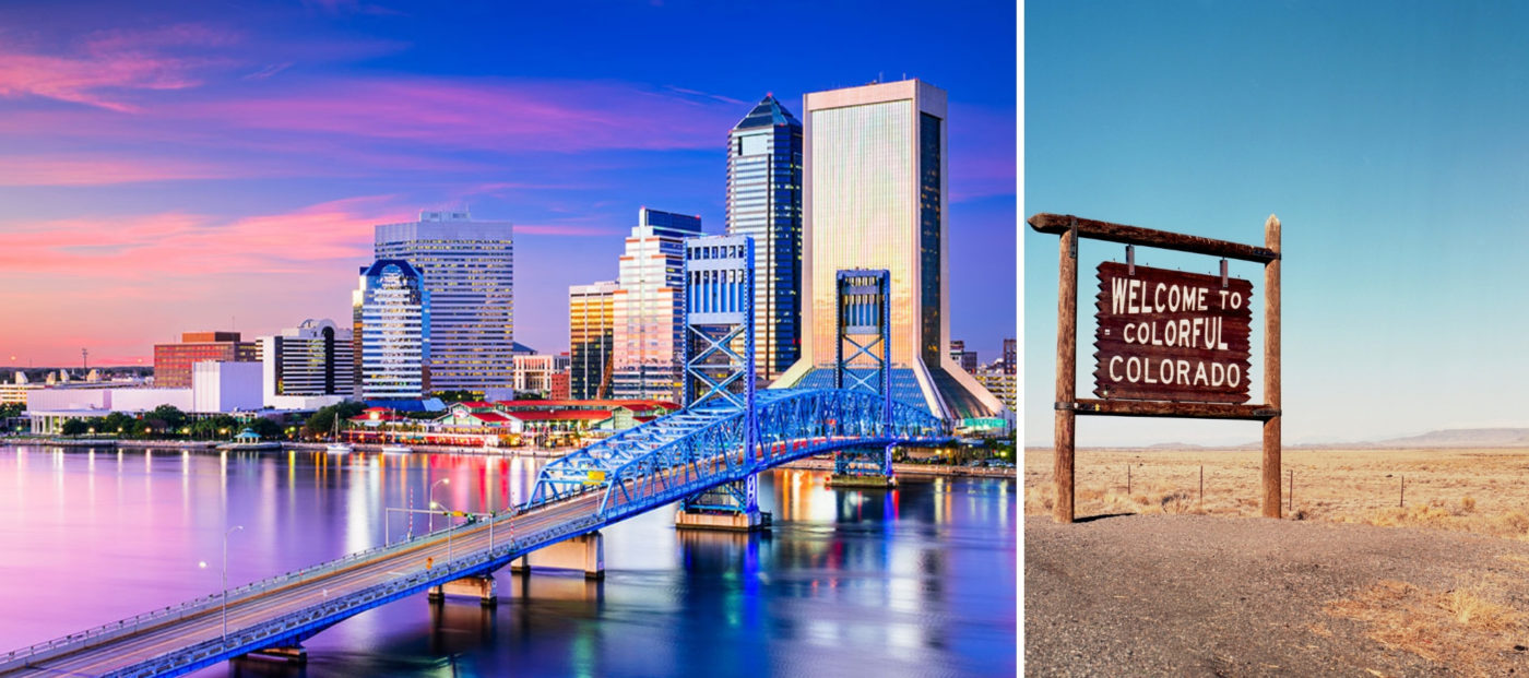 MLSs in Florida and Colorado announce consolidations