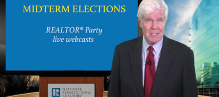 Watch election returns with NAR via Facebook Live on Nov. 6