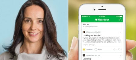 Nextdoor appoints new CEO Sarah Friar, previously from Square