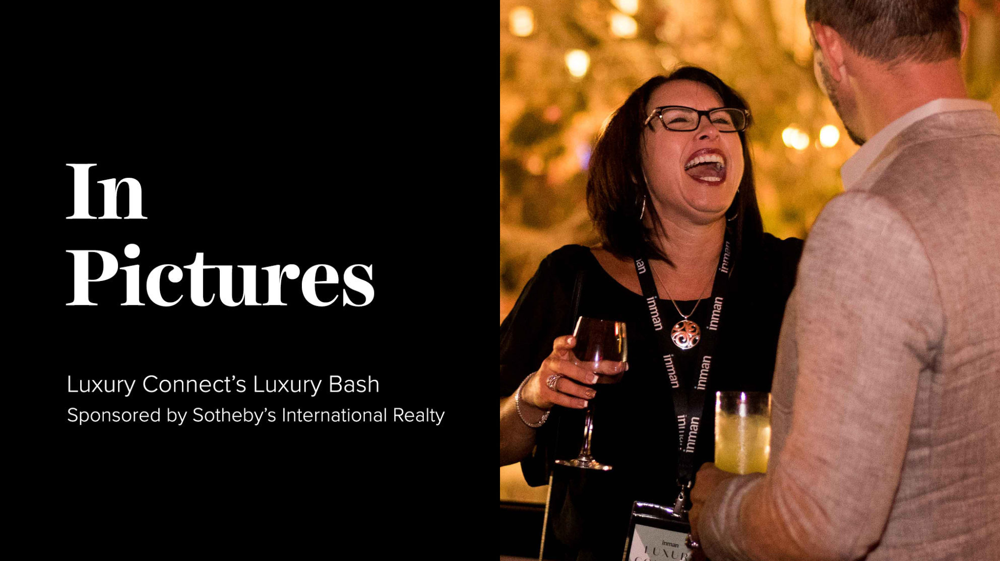 In Pictures: Luxury Connect's Luxury Bash