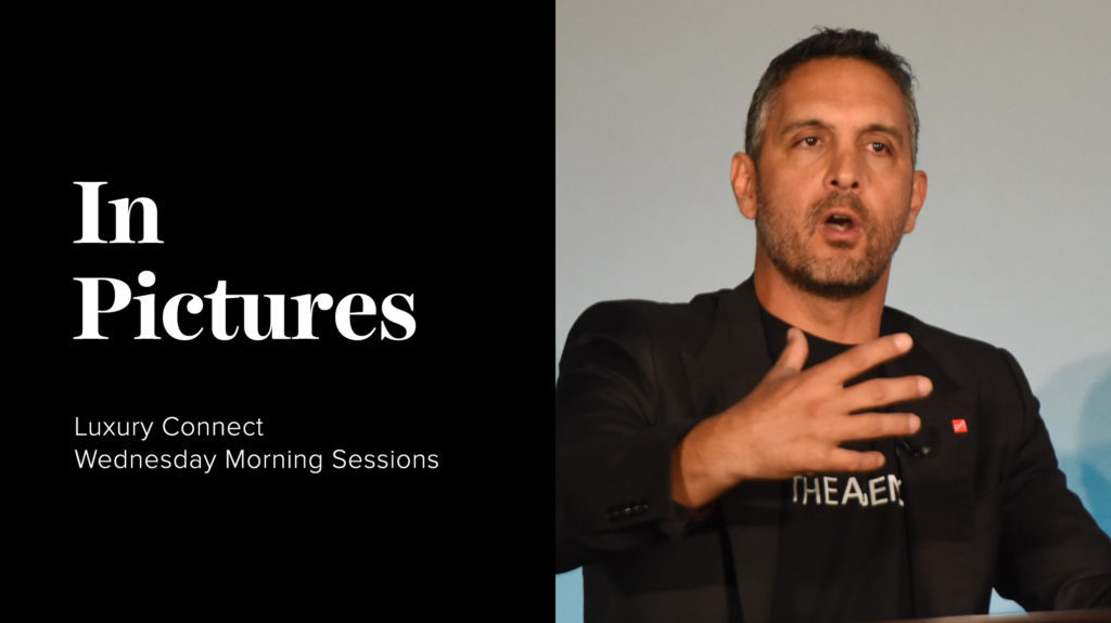 In Pictures: Luxury Connect's Opening Sessions