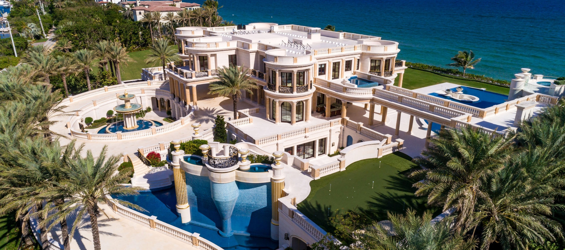 How to sell a spectacular $159M Florida estate that's gone on and off market